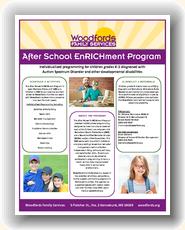 after-school program flyer thumbnail