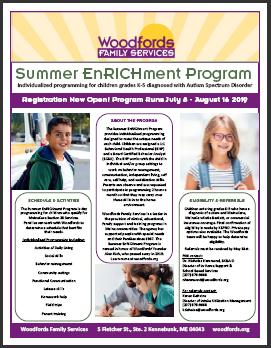 summer program flyer thumbnail